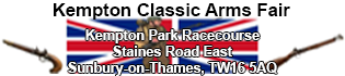 Click to visit Kempton Classic Arms Fair